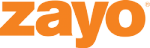 logo - zayo - corporate - orange on white - 80x240px
